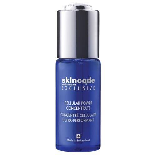 Купить Skincode Exclusive Cellular Power Concentrate Клеточный омолаживающий концентрат для лица, 30 мл