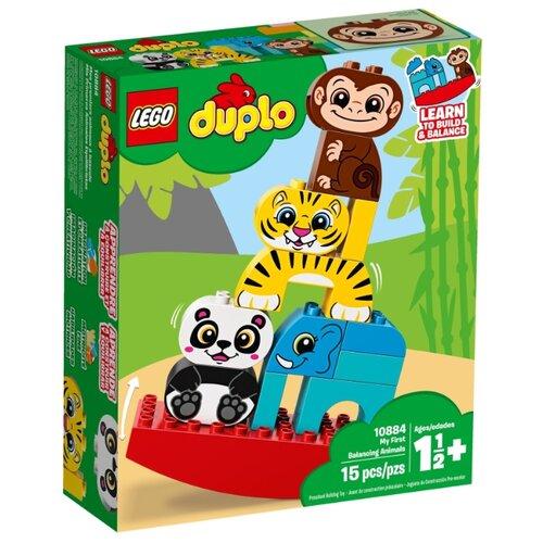 Конструктор LEGO Duplo 10884 Мои первые животные lego duplo 10884 лего дупло мои первые цирковые животные