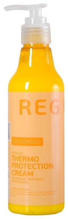 CocoChoco REGULAR Термозащитный крем для волос несмываемый