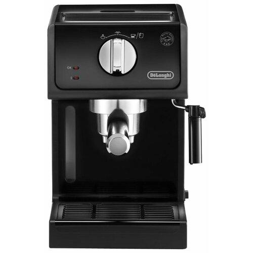 Кофеварка рожковая De'Longhi ECP 31.21 черный кофеварка de'longhi ecp 31 21