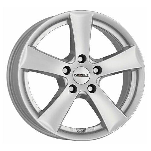 Колесный диск DEZENT TX 6x15/5x114.3 D67.1 ET46 Silver