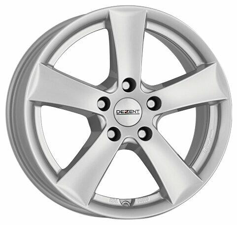Колесный диск DEZENT TX 7x17/5x114.3 D67.1 ET50 Silver — цены на Яндекс.Маркете