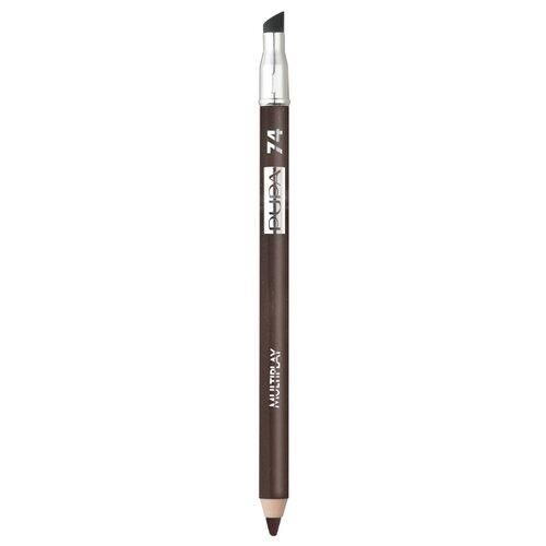 Pupa Карандаш для век с аппликатором Multiplay Eye Pencil, оттенок 74