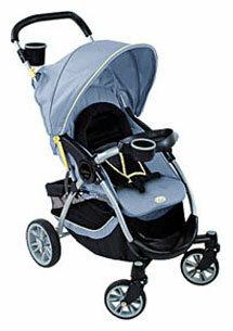 Прогулочная коляска Kolcraft Contours Lite Stroller Plus