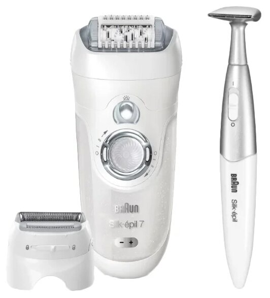 эпилятор Braun 3170 Silk-epil 3 Soft Perfection