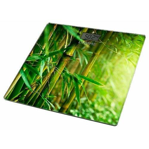 Весы электронные LUMME LU-1328 Bamboo forest весы напольные lumme lu 1328 подсолнухи