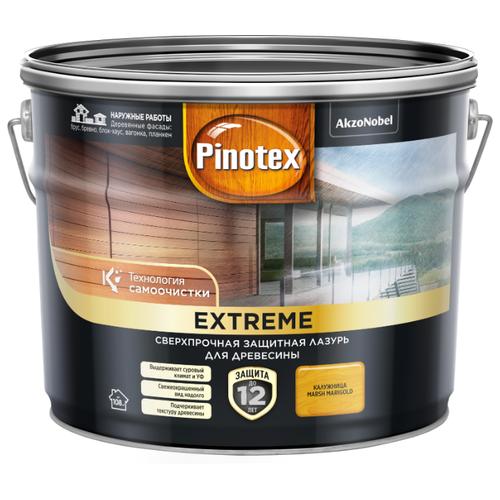 Водозащитная пропитка Pinotex Extreme калужница 9 л