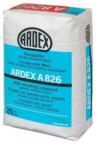Шпатлевка ARDEX A 826