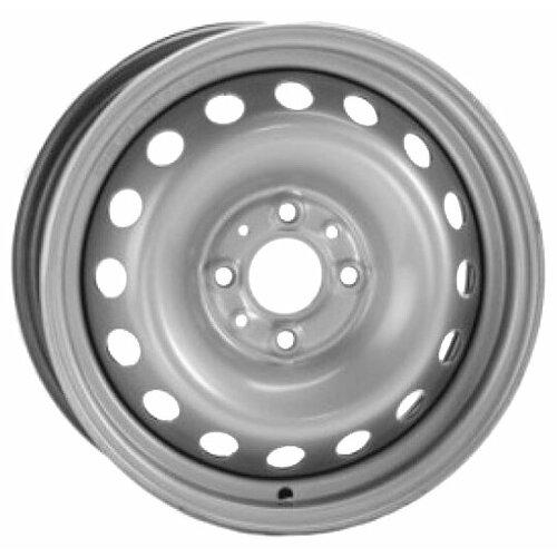 Фото - Колесный диск Trebl X40915 6x15/4x100 D60.1 ET40 Silver trebl 42b40b trebl 5x13 4x98 d58 6 et40 silver