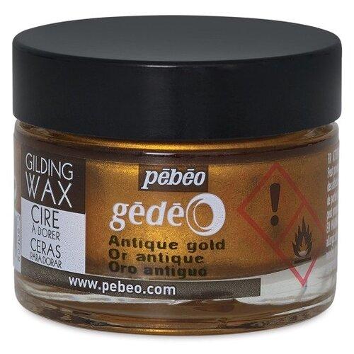 Воск Pebeo для золочения Gedeo 30 мл античное золото