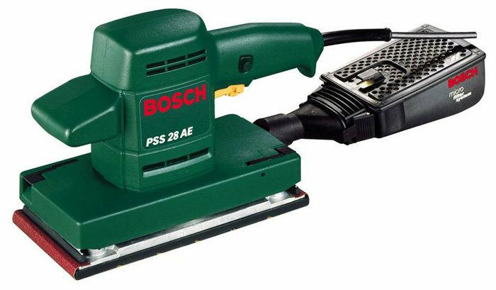 Плоскошлифовальная машина BOSCH PSS 28 AE