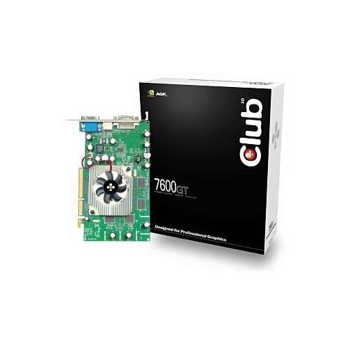 CLUB 3D GEFORCE 7600GT DRIVERS FOR WINDOWS 8