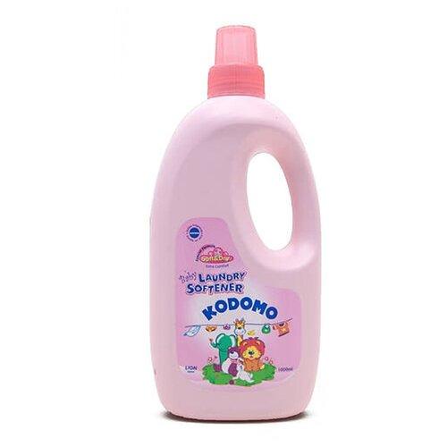 KODOMO Кондиционер для детского белья антибактериальный, 1 л, канистра