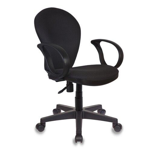 Компьютерное кресло Бюрократ CH-687AXSN офисное, обивка: текстиль, цвет: JP 15-1 серый