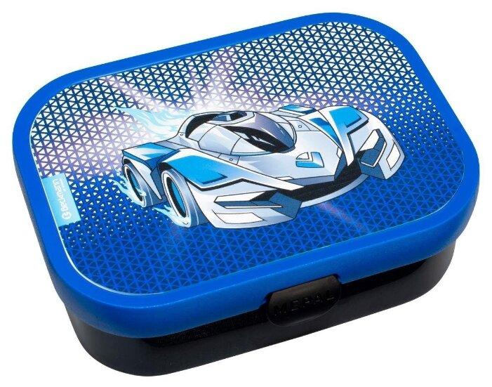 Rosti Mepal Ланч-бокс Classic Supercar черный/синий