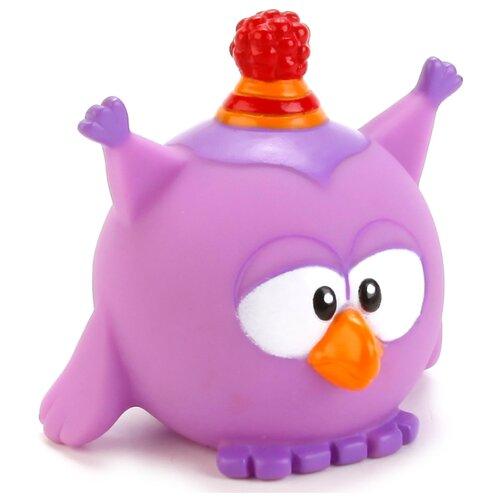 Купить Игрушка для ванной Играем вместе Смешарики Совунья (LXS43) фиолетовый, Игрушки для ванной