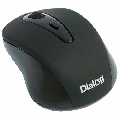Мышь Dialog MROP-05UB Black USB черный кабель dialog cp 0115 black