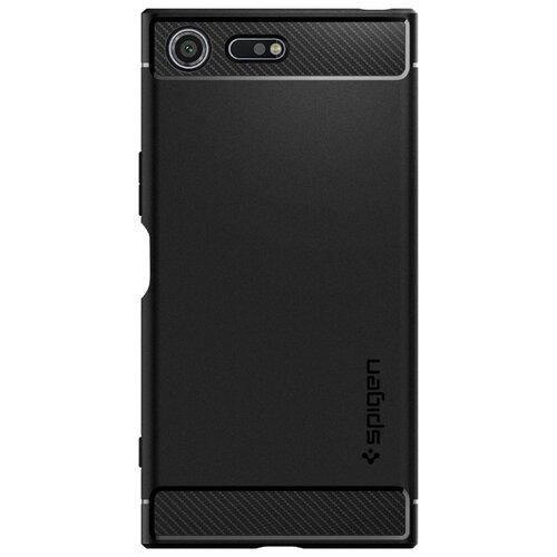 Чехол Spigen G10CS21968 для Sony Xperia Xz черный
