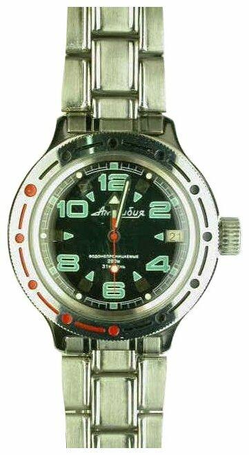 Часы наручные восток амфибия 420334
