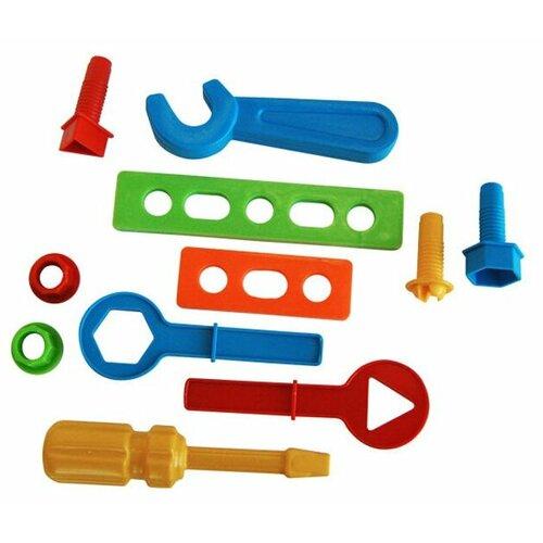 Купить Пластмастер Набор инструментов №1 22121, Детские наборы инструментов