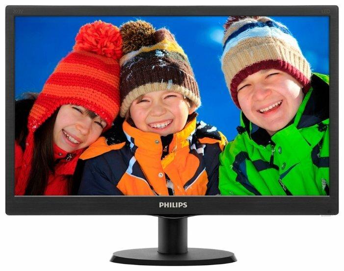 """Монитор Philips 203V5LSB26 19.5"""" — стоит ли покупать? Выбрать на Яндекс.Маркете"""