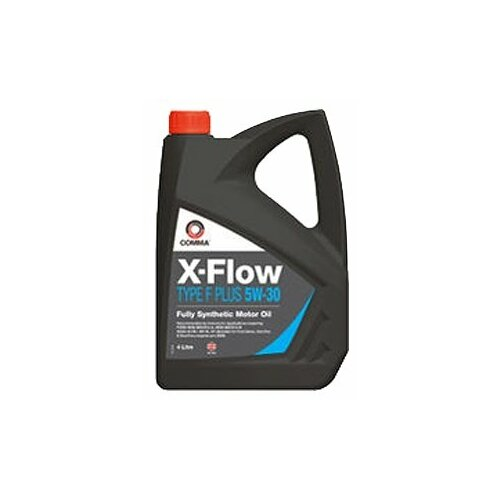 Моторное масло Comma X-Flow Type F PLUS 5W-30 4 л моторное масло comma x flow type pd 5w 40 5 л
