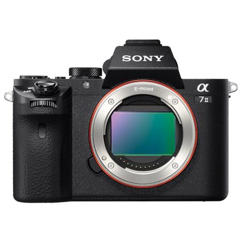 Купить Фотоаппарат Sony Alpha ILCE-7M2 Body черный