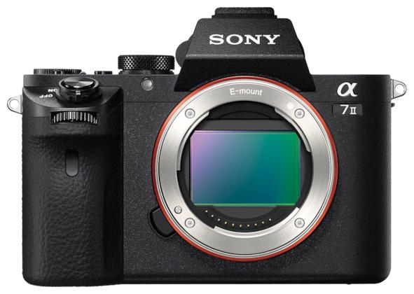 Sony Фотоаппарат со сменной оптикой Sony Alpha ILCE-7M2 Body
