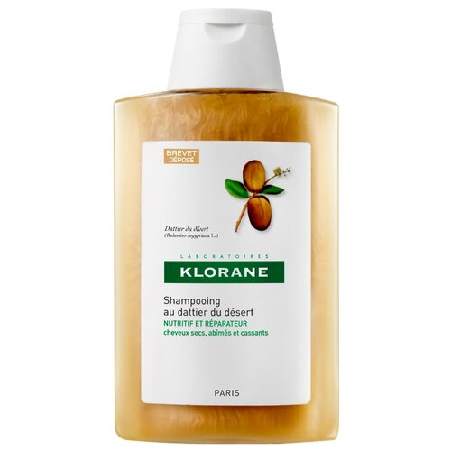 Klorane шампунь Nutri-Reparative with Desert Date 400 млШампуни<br>