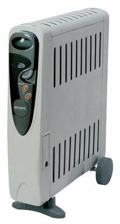 Масляный радиатор Timberk TOR 41.1507 FH