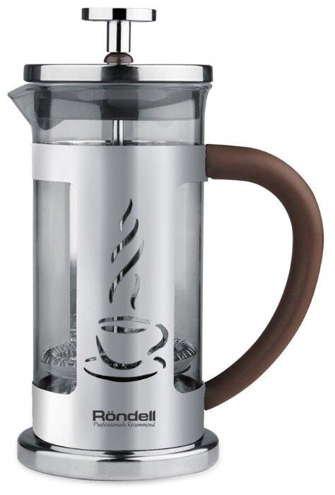 Френч-пресс Rondell Mocco&Latte RDS-490 (0,35 л)