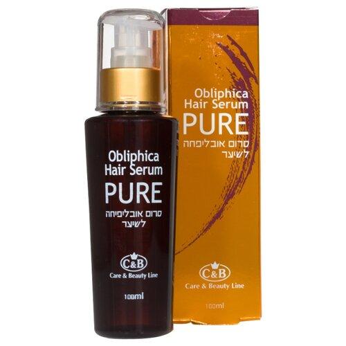 Care & Beauty Line Сыворотка для волос с облепиховым маслом, 100 млМаски и сыворотки<br>
