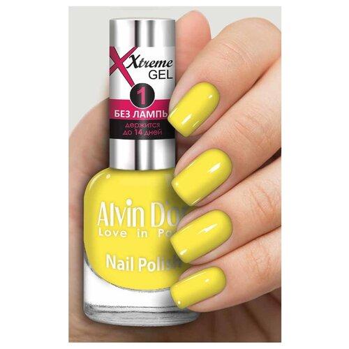 Лак Alvin D'or Extreme Gel, 15 мл, оттенок 5243 лак alvin d or extreme gel 15 мл оттенок 5227