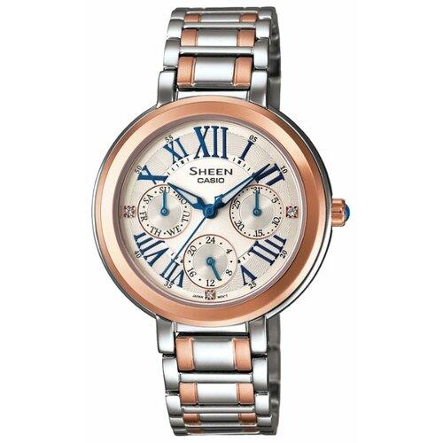 Наручные часы CASIO SHE-3034SG-7A casio she 3048pgl 7a