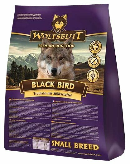 Корм для собак Wolfsblut Black Bird Small Breed (2 кг)