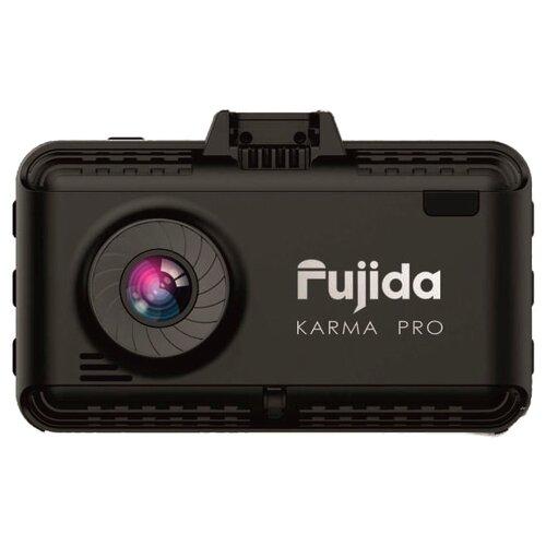 Видеорегистратор с радар-детектором Fujida Karma Pro, GPS, ГЛОНАСС черный радар детектор fujida magna
