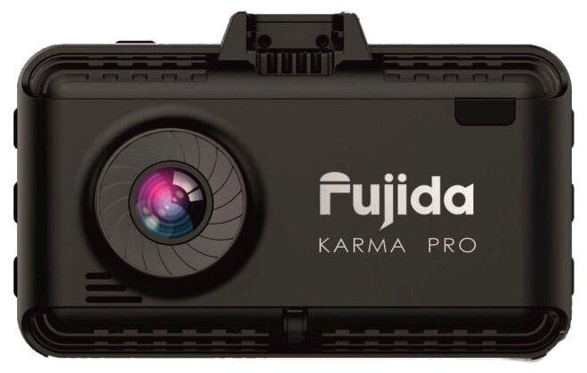Видеорегистратор с радар-детектором Fujida Karma Pro, GPS, ГЛОНАСС — купить по выгодной цене на Яндекс.Маркете