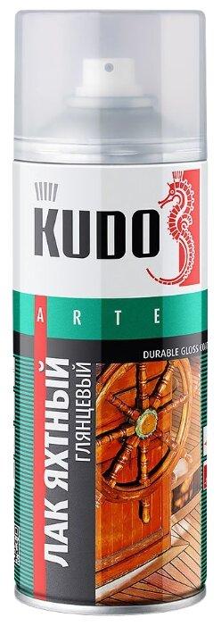 Лак KUDO яхтный универсальный глянцевый
