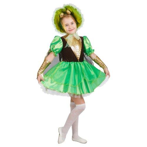 Купить Костюм Elite CLASSIC Муха-цокотуха, зеленый, размер 30 (122), Карнавальные костюмы