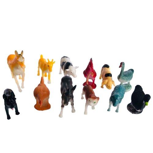 Фото - Набор фигурок домашние животные набор фигурок домашние животные 6 шт