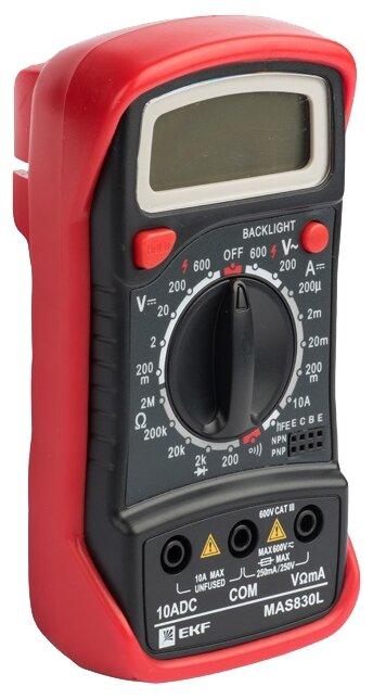 Мультиметр цифровой EKF MAS830L