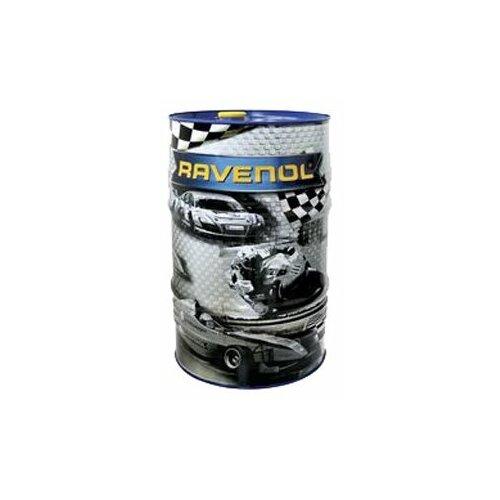 Полусинтетическое моторное масло Ravenol TSi SAE 10W-40, 60 л моторное масло ravenol tsi sae 10w 40 4 л