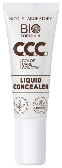Nicole Laboratory Корректор Bio Formula Liquid Concealer