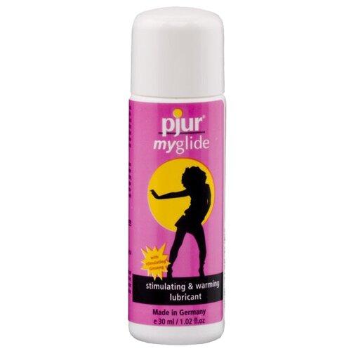 Гель-смазка Pjur MyGlide 30 мл флакон легкий лубрикант pjur® basic waterbased 30 ml