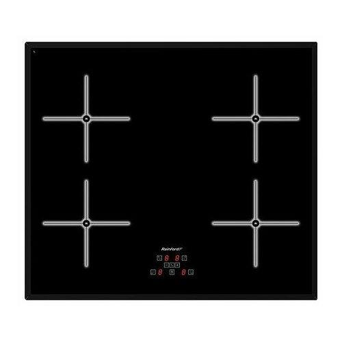 Индукционная варочная панель Rainford RBН 7604 BM2 BLACK