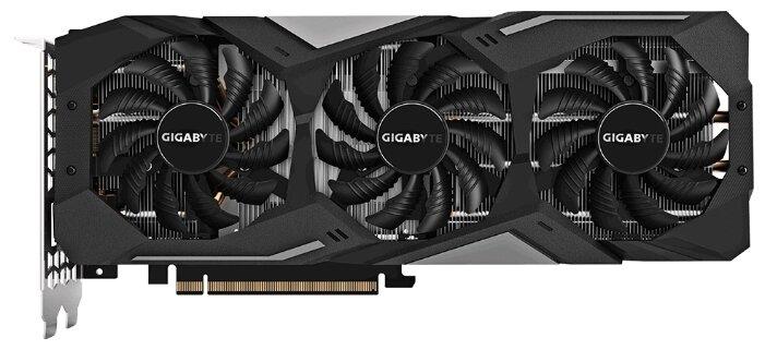 Видеокарта GIGABYTE GeForce RTX 2070 1620MHz PCI-E 3.0 8192MB 14000MHz 256 bit HDMI 3xDisplayPort HD