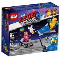Конструктор LEGO The LEGO Movie 70841 Космический отряд Бенни