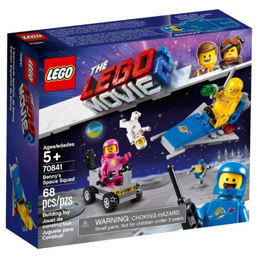 Купить Конструктор LEGO The LEGO Movie 70841 Космический отряд Бенни, Конструкторы