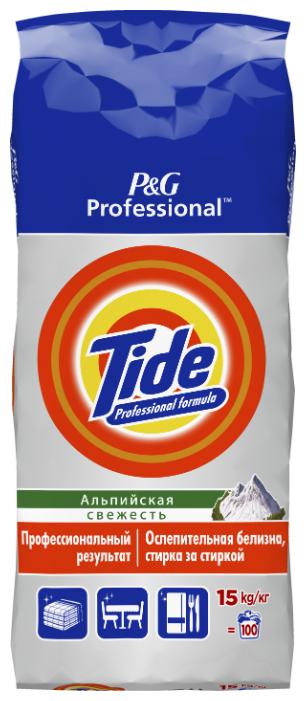 Стиральный порошок Tide Expert Альпийская свежесть (автомат) — купить по выгодной цене на Яндекс.Маркете