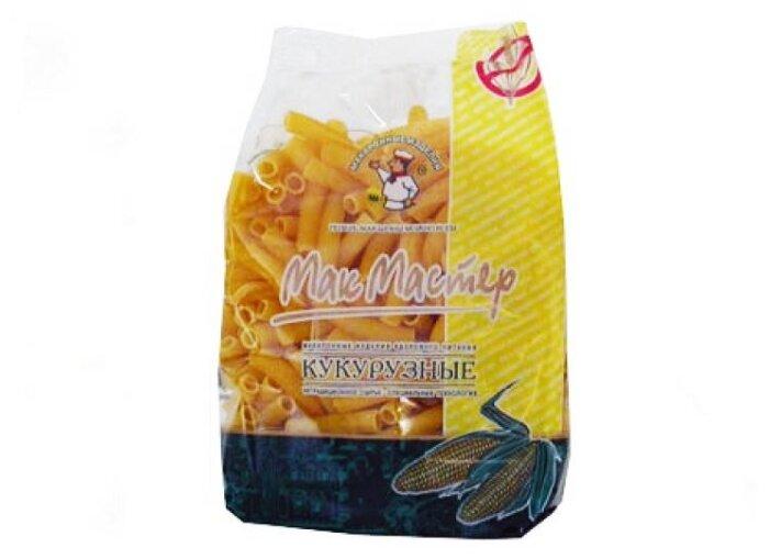 МакМастер Макароны Трубочки рифленые кукурузные без глютена, 300 г